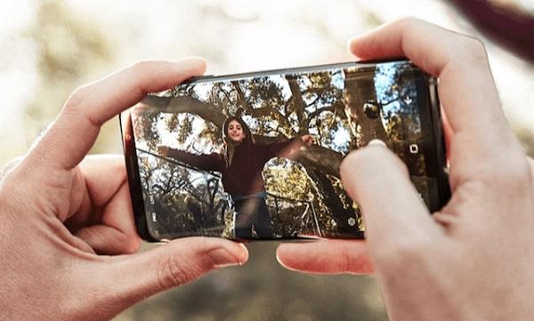 تحديث جديد من سامسونج لتحسين كاميرا Galaxy Note 9