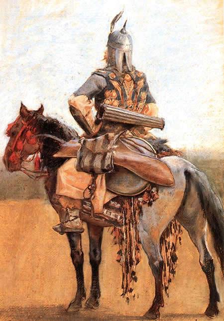 Magyar rider