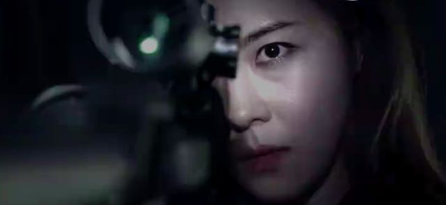 ManHunt Movie Ha Ji Won