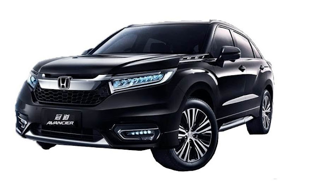 2017 Honda Avancier Review Specs, Release date and Price