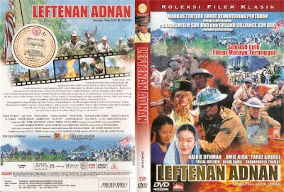Filem Leftenen Adnan Lakonan Hairie Othman, Umie Aida, Faizal Hussein, Rusdi Ramli, kisah perjuangan askar menentang tentera Jepun