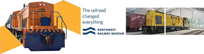 Northwest Railway Museum Blog