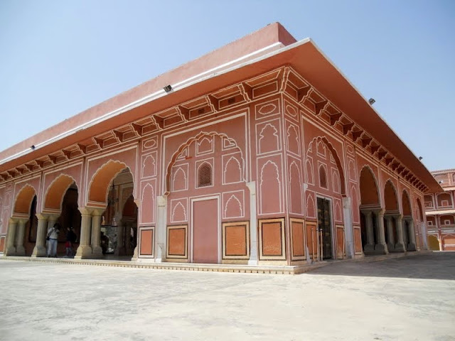 3 days in Jaipur: Jaipur City Palace