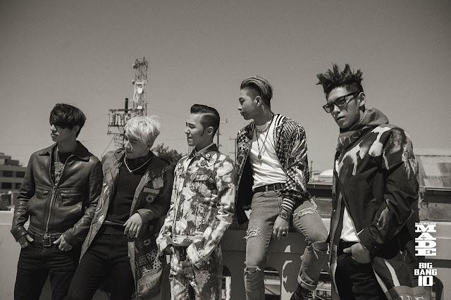 Favourite Artist : Bigbang