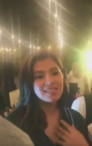 Bubbles Paraiso And Chito Miranda Teases Angel Locsin To Sing 'Torete'