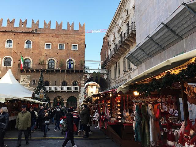Mercado de Navidad en Verona