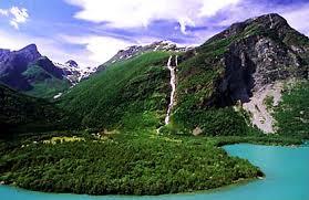 Air terjun Utigord, Norwegia