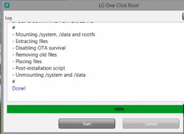 Tutorial Root para cualquier dispositivo LG