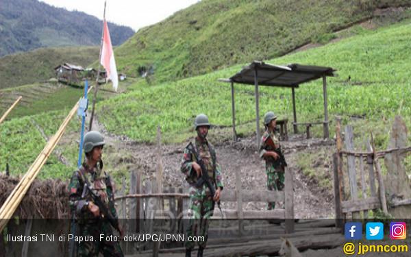 TNI Tembaki Orang tak Berdosa di Papua? Itu Fitnah!
