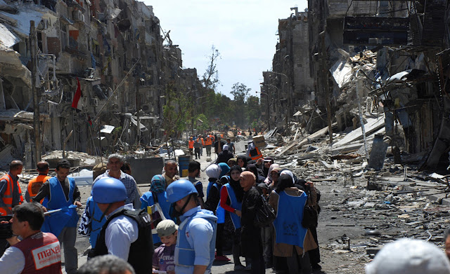 """Ποιά χώρα θα δεχτεί """"εκδημοκρατισμό"""" μετά τη Συρία;"""