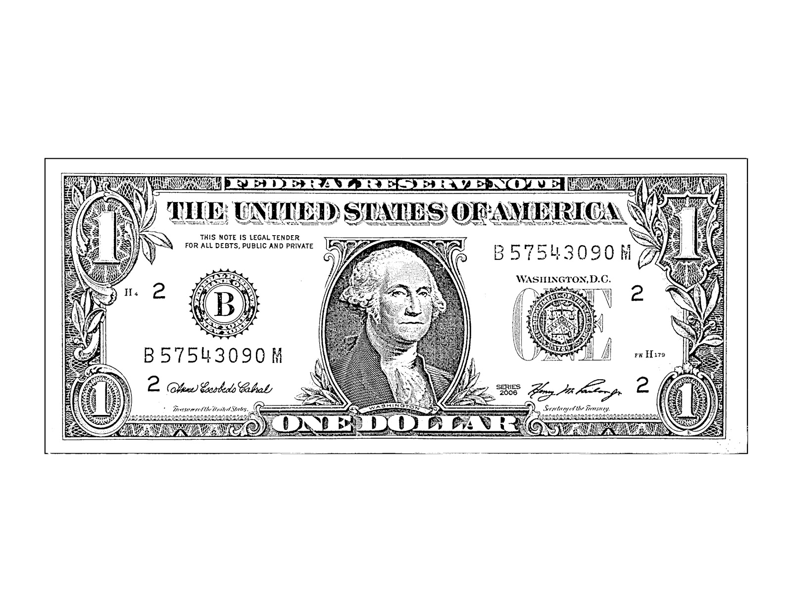 Nini D Amour 1 One Dollar Free Clip Art