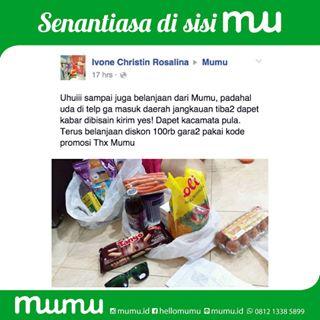 Praktisnya Berbelanja di Supermarket Online