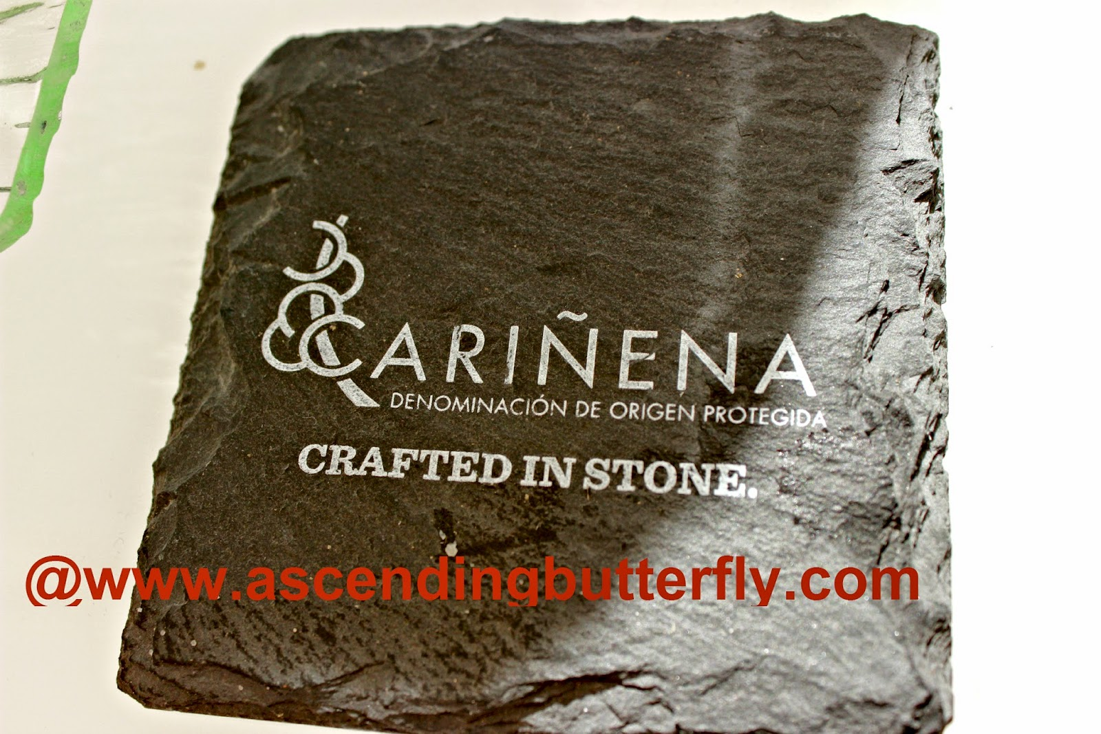 Cariñena Crafted in Stone