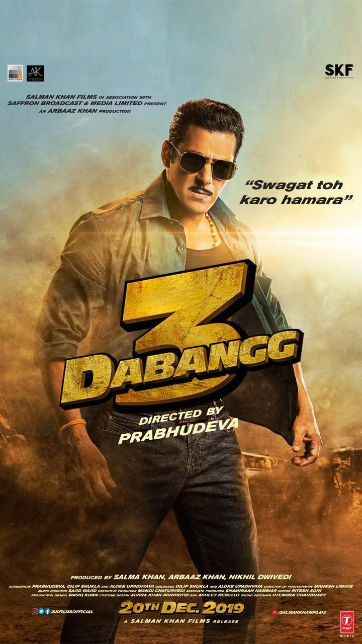 Dabangg 3 Movie Wiki, Release Date, Trailer & Soundtracks