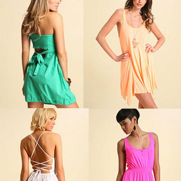 c5061d0d88 Green Summer Dress 2011 ~ Latest Women Fashion http   shestyleside ...