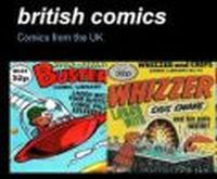 The best of British comic