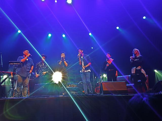 Pangdemonium's Fundraiser Concert - THE JAM