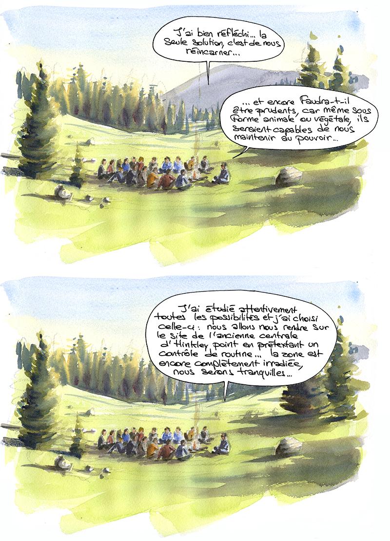 devoir de parole du chef amazonien, Clastres