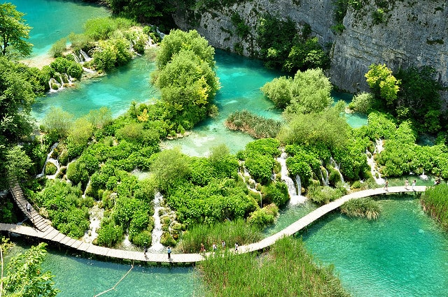 places to visit Plitvice Lakes National Park