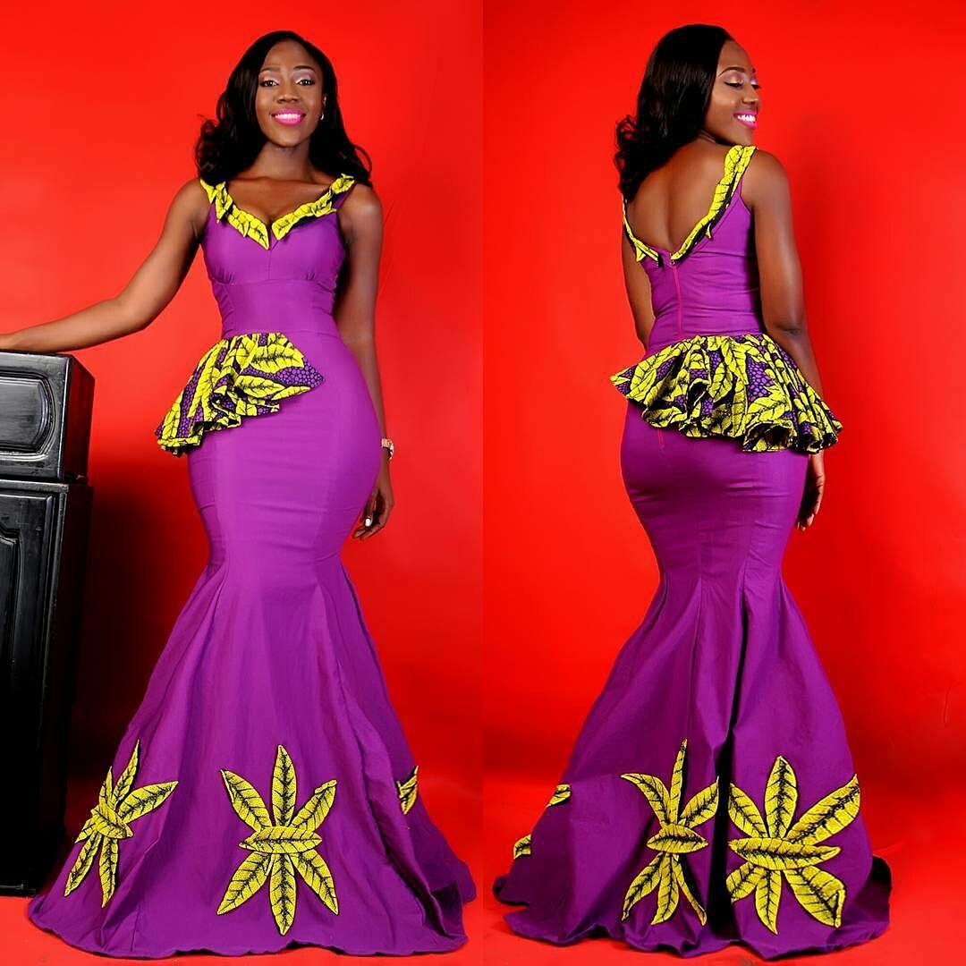 Ankara lookbook#15: Elegant Styles For Weddings - StyleHub Daily
