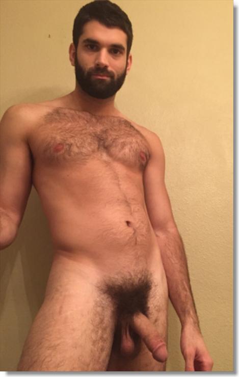 Naked hairy boyfriends 6