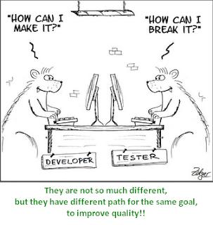 qa and developer relationship problems