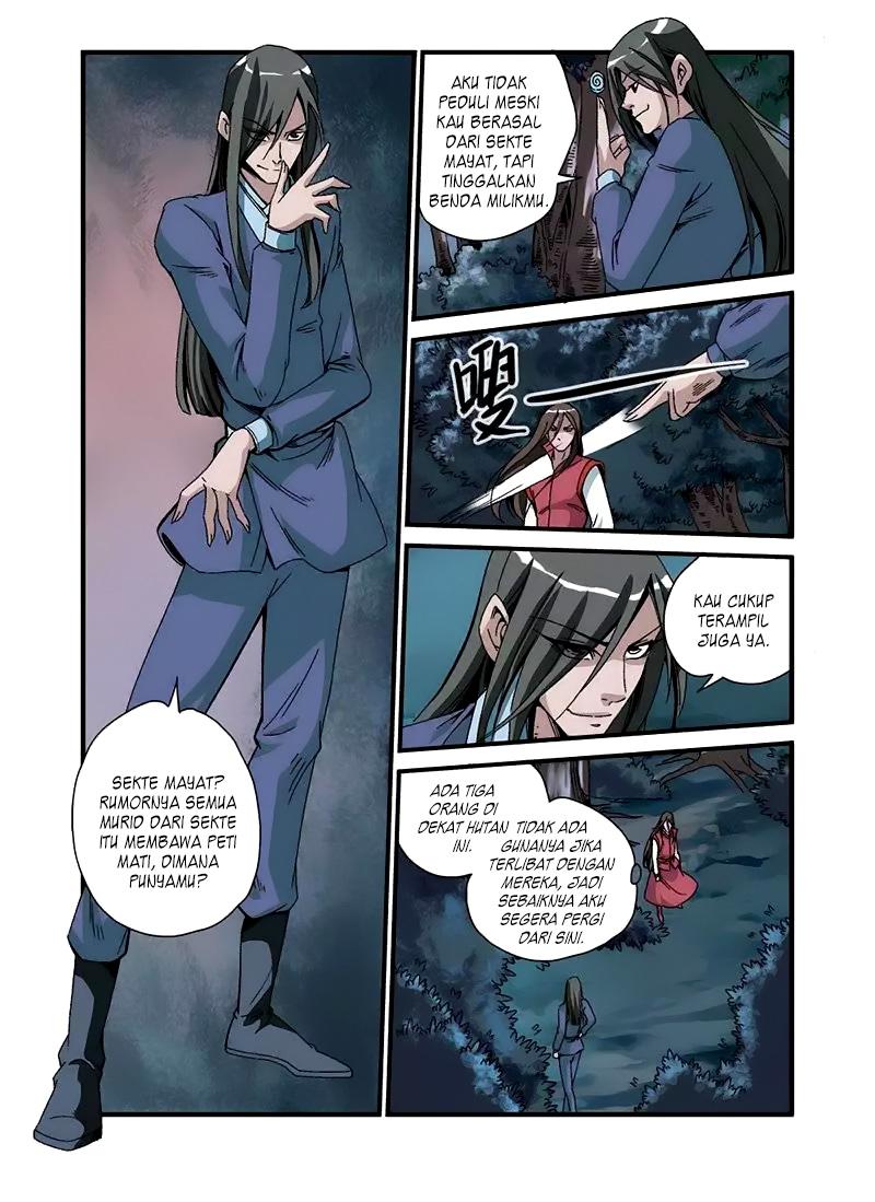 Komik xian ni 047 - chapter 47 48 Indonesia xian ni 047 - chapter 47 Terbaru 17|Baca Manga Komik Indonesia