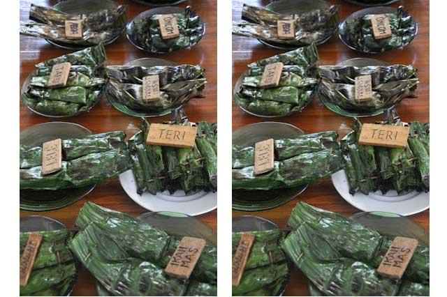 Wisata Kuliner Purwakarta Aneka Pepes Ibu Ani