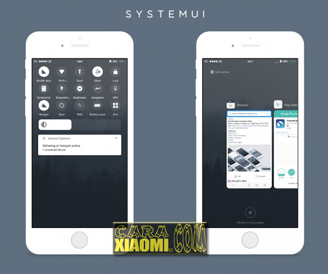 Download Tema Xiaomi V9 M Y S T - TT Mtz For MIUI