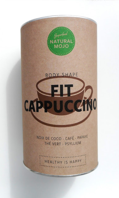 NATURAL MOJO - Fit Cappuccino