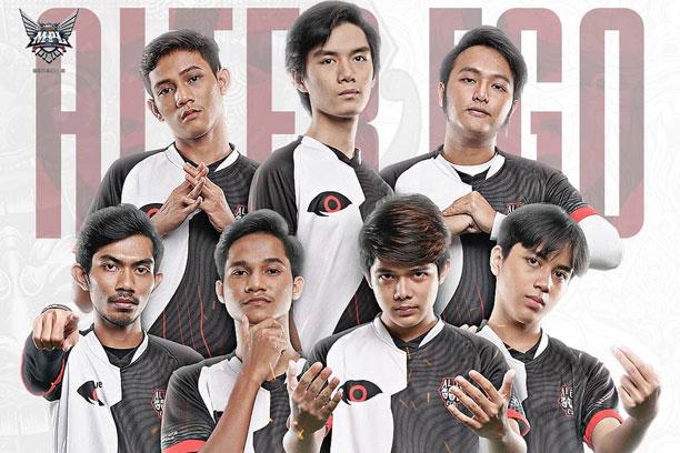 Roster Baru Alter Ego MPL Season 6