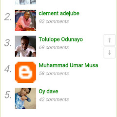 Airtime Giveaway to Top Most Active Commenters July 2017