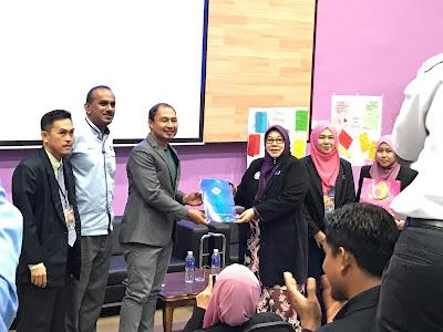 Perkongsian Pembelajaran Abad ke-21 di Sandakan, Sabah