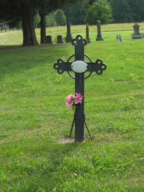 A Grave Interest Cemetery Folk Art Pieces Made With Love
