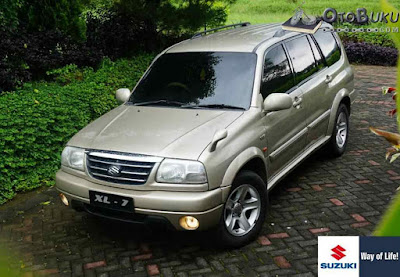 Foto Suzuki Grand Escudo XL7 Terbaru