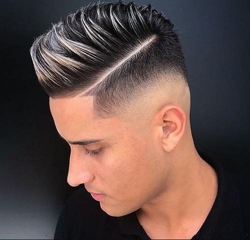 38 Model Rambut Pria Terbaru Yang Membuat Wanita Terpesona