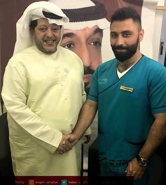 مركزالسلام الحديث لتقويم وطب الاسنان يحتفل بتوسعه الجديد بحضور الشيخ سعيد طحنون ال نهيان