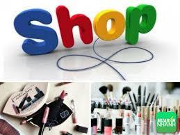 tạo trang kinh doanh mỹ phẩm online