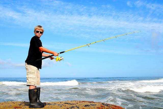 Pesca em Orlando