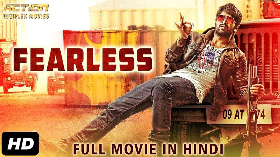 Fearless (2018) Hindi Dubbed 720p HDRip x264 850MB