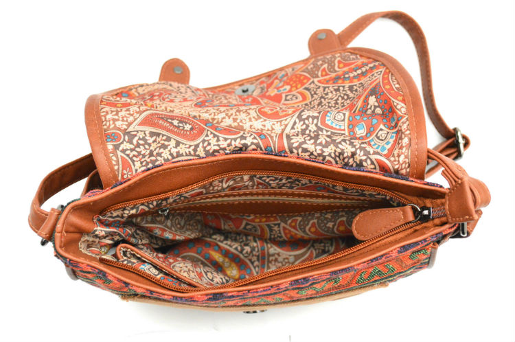 leather bohemian handbags