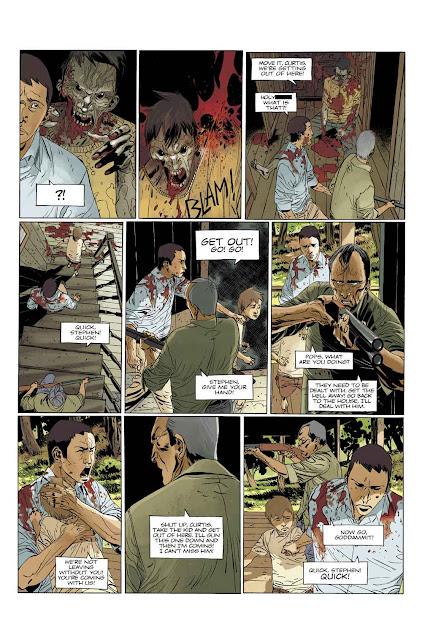 Dead Life #1 (tavola)