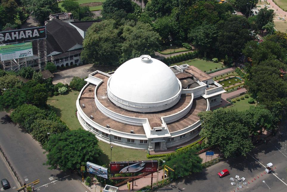 Chennai Birla Planetarium Madras Birla Planetarium