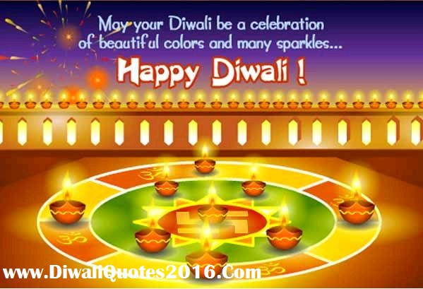 Happy Diwali Sms 2016 for friends and Happy Diwali sayings, wishes, greeting cards
