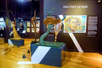 Expo : Dali fait le mur à l'Espace Montmartre - 22 artistes de street art revisitent l'univers de Salvador Dali - Jusqu'au 15 mars 2015