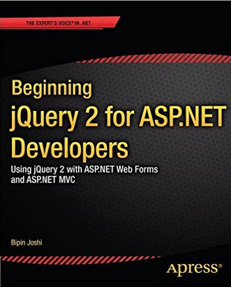 Beginning jQuery 2 for ASP NET Developers Free Download PDF