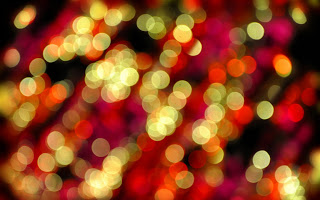 Christmas Lights Wallpaper