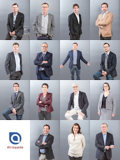 Portraits - Air Liquide - laurent Salino