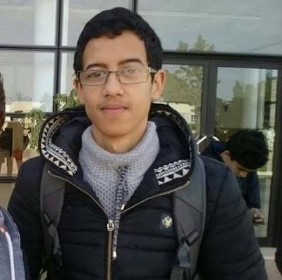 التلميذ أحمد عسني يتألق مرة أخرى في الأولمبياد الدولية للرياضيات