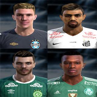 Faces: Douglas friedrich, Gabriel, Claudio Winck, Tche tche Pes 2013